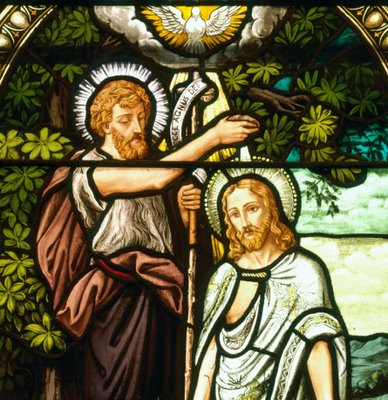 Feast of the Baptism of Jesus